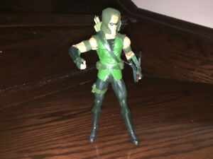 Green Arrow action figure