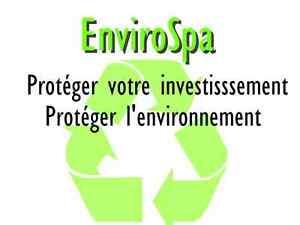 Entretien de Spa - EnviroSpa.net – 514-710-2591