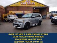 2011 11 LAND ROVER RANGE ROVER SPORT 3.0 TDV6 AUTOBIOGRAPHY 5D AUTO 245 BHP ONLY