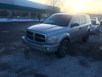 2006 Dodge Durango ***** SUN ROOF *** LEATHER *** DVD * LOW KM