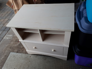 Cabinet with Filing Drawer - Great for Home Office