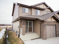 UNBELIEVABLE LOW PRICE! 3 bedroom, 2 and a half bath duplex!