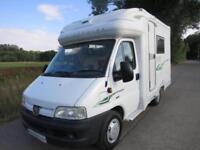 Autocruise STARLIGHT, 2 BERTH ,COMPACT LOW PROFILE MOTORHOME