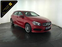 2014 MERCEDES-BENZ A220 BLUE EFFICIENCY AMG SPORT CDI MERC HISTORY FINANCE PX