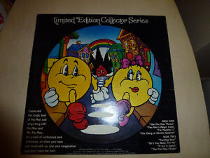 THE PAC MAN ALBUM--PHONO PICTURE DISC LIMITED EDITION London Ontario image 3