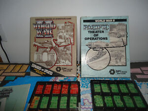 WW 2 Grand Strategy Board Game