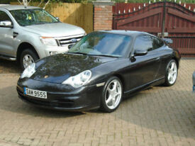 2002 Porsche 911 3.6 Auto Carrera 4 Tiptronic S ( 39000 MILES )