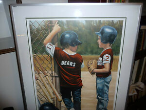 "Richard Hayman ""Baby Bears"" 1986 Signed and Numbered (122/300) Stratford Kitchener Area image 1"