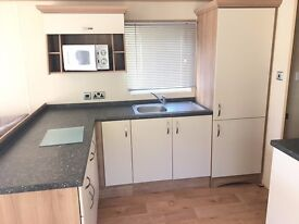 3 bed caravan for sale at Lydstep, free boat storage, Haven Park, long season, Near Tenby