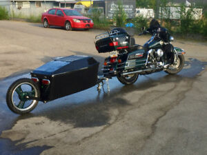 Motorcycle Trailer N-Line
