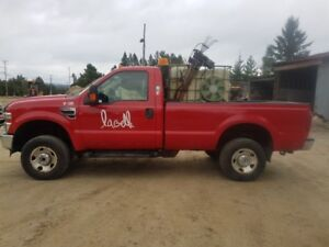 2008 Ford F-350 Fourgonnette, fourgon