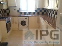 Spacious 3 Double Bedroom (No Lounge) Property With Eat in Kitchen And Terrace Located Whitechapel