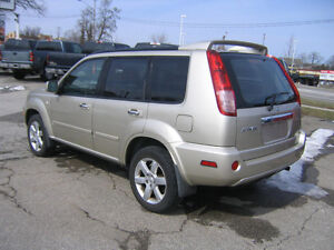2006 Nissan X-trail LE SUV, 4X4 Cambridge Kitchener Area image 5