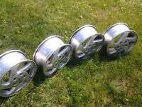 """Summer is coming,Come to check these excellent 15"""" Aluminum Rims"""