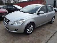 Kia ceed 1.6 LS 5 DOOR HATCH ONLY 64,000 MILES WITH FULL SERVICE HISTORY