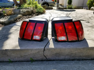 99-04 stock Ford Mustang taillights