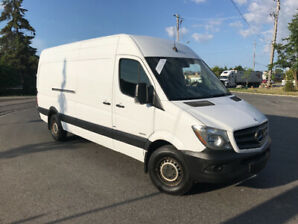 2015 Mercedes Benz Sprinter 2500 V6 Extended