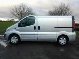 2008 VAUXHALL VIVARO 2.0CDTI (115ps) SPORTIVE SWB ~ NO VAT ~ FINANCE ARRANGED