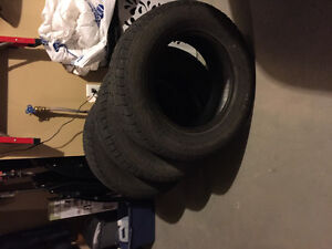215/70r16 Nokian winter tires