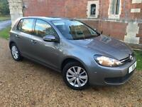 Volkswagen Golf 1.4 TSI ( 122ps ) DSG 2010MY Match