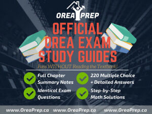 ** 50% OFF - OREA (Course 1-5) Summary Notes + Exam Questions *