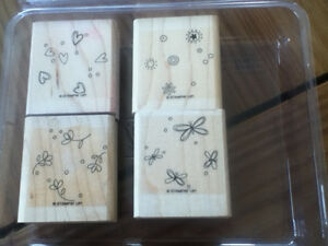 Stampin up! Ensembles d'estampes