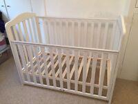 Mothercare Darlington Cot