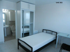 Bachelor Suites and One Bedroom Unit Available