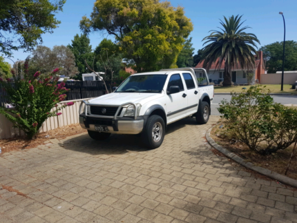 Holden rodeo 2005 Ashfield Bassendean Area Preview