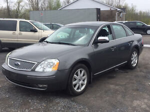 2006 Ford Five Hundred Limited AWD Sedan