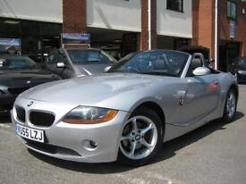 2005 55-Reg BMW Z4 2.0i SE Roadster,1 OWNER,FULL BMW HISTORY!!!!!