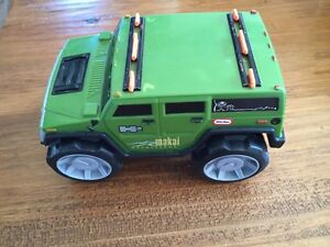 Camion Little Tikes Hummer