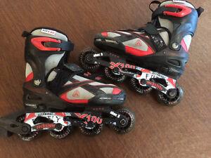 Cool Boys rollerblades