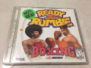 Dreamcast: Ready 2 Rumble Boxing