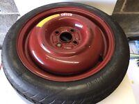 Honda Civic MK7 spare wheel space saver