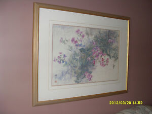 New Price - Large Floral Print