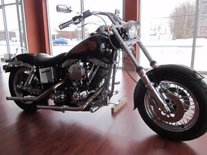 Moto de collection Harley Davidson Shovelhead