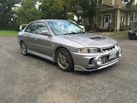 Mitsubishi EVO IV certified and e tested ready to enjoy