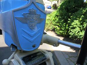 1957 Mercury Hurricane vintage outboard motor