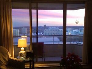 Furnished South End Condo (Stunning Views)- March 1