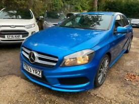 image for 2013 Mercedes-Benz A Class A180 CDI BlueEFFICIENCY AMG Sport 5dr 2 FORMER OWNERS