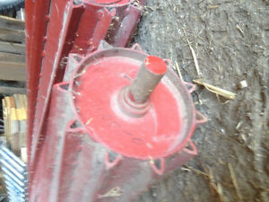 Mower Conditioner Rolls