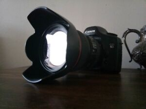Own a masterpiece of history - Canon 5D, original price $6000