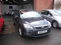 2010 FORD FOCUS 2.0 TDCi Zetec [DPF] PowerShift Auto