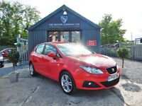 SEAT Ibiza 1.4 16V SPORT 85PS (red) 2009