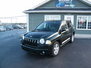 2010 Jeep Compass 89,000 km LOADED AND INSPECTED