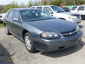 "2004 Chevrolet Impala V6 Sedan - ''''"" CERTIFIED and ETESTED """""""