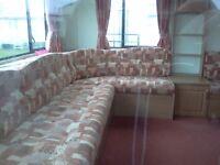 6 berth static caravan for sale