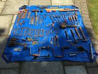 Vintage Tool Selection - Job Lot