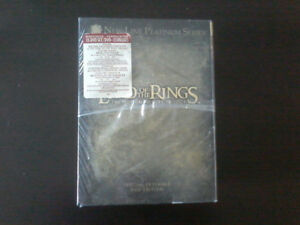 LORD OF THE RINGS TRILOGY (DVD SET)
